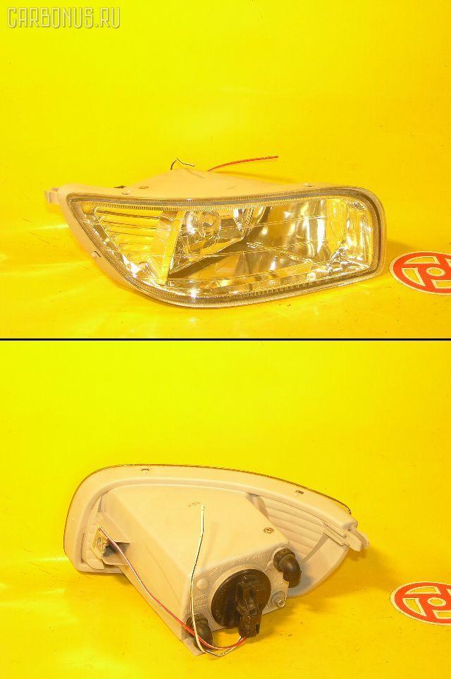 Туманка бамперная TOYOTA MARK II QUALIS MCV21W. Фото 1