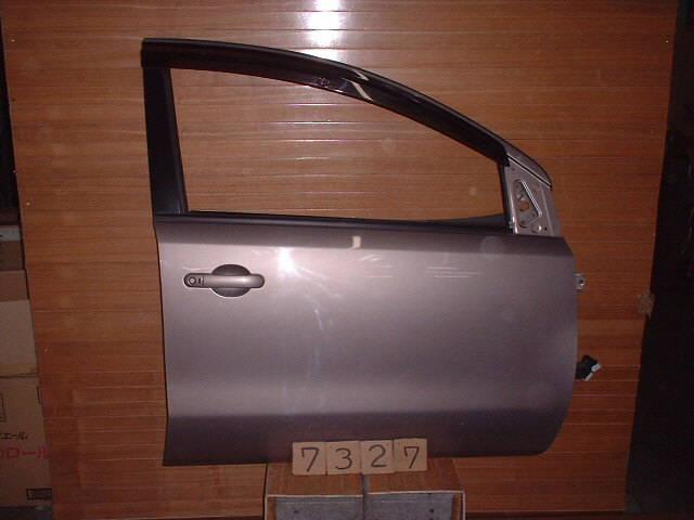 Дверь боковая NISSAN NOTE E11. Фото 3