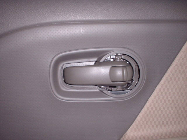 Дверь боковая NISSAN NOTE E11. Фото 1