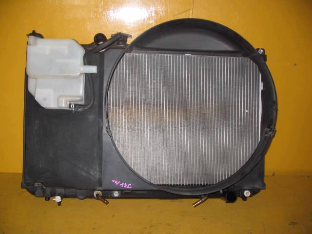 Радиатор ДВС TOYOTA CRESTA JZX100 1JZ-GE. Фото 3