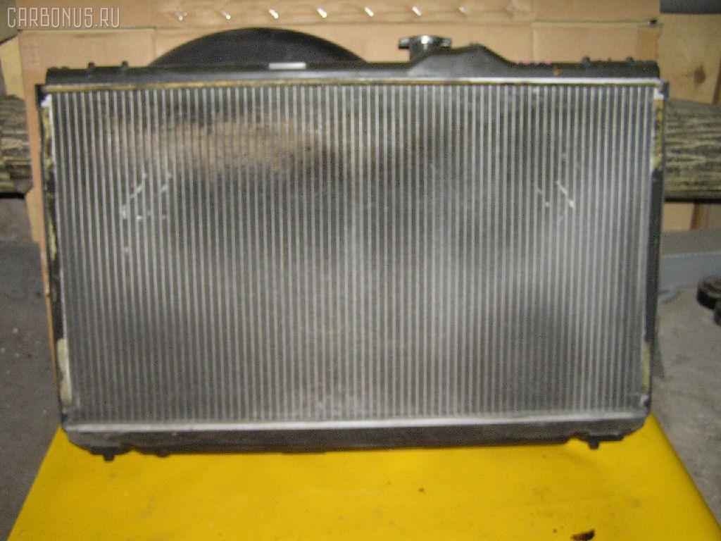Радиатор ДВС TOYOTA CRESTA JZX100 1JZ-GE. Фото 1