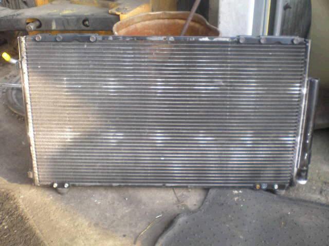 Радиатор кондиционера HONDA STREAM RN1 D17A. Фото 1