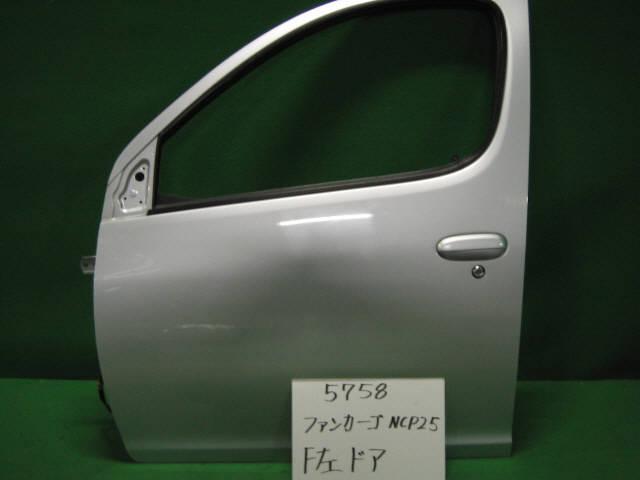 Дверь боковая TOYOTA FUNCARGO NCP25. Фото 2