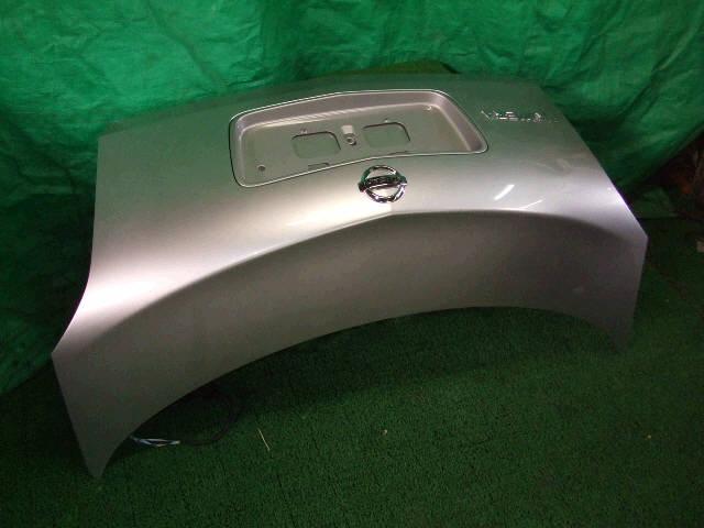 Крышка багажника NISSAN PRIMERA TP12. Фото 3