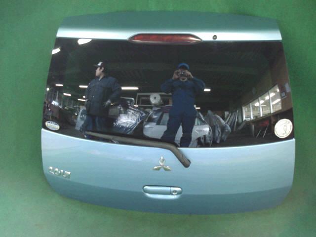 Дверь задняя MITSUBISHI COLT Z25A. Фото 6
