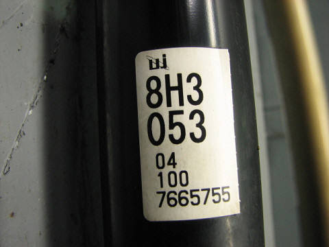Рулевая рейка NISSAN X-TRAIL NT30 QR20DE. Фото 1