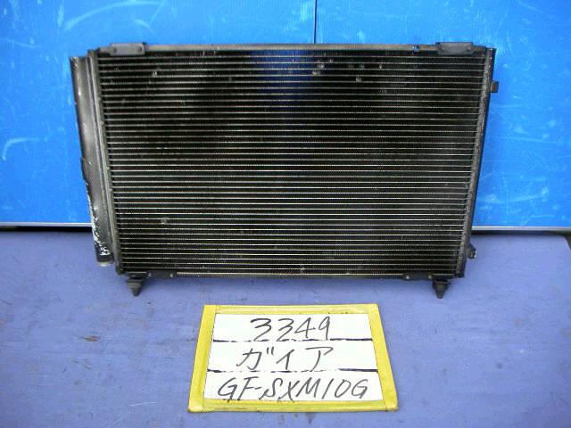 Радиатор кондиционера TOYOTA GAIA ACM10G 1AZ-FSE. Фото 6