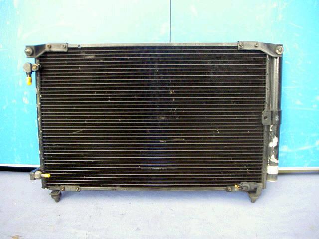 Радиатор кондиционера TOYOTA IPSUM SXM10G 3S-FE. Фото 4