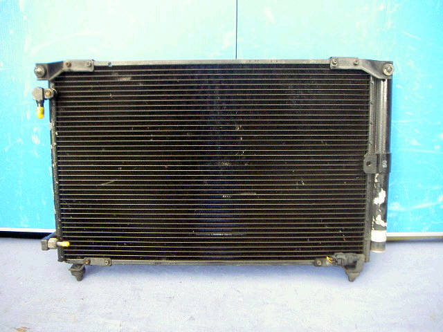 Радиатор кондиционера TOYOTA GAIA SXM10G 3S-FE. Фото 4