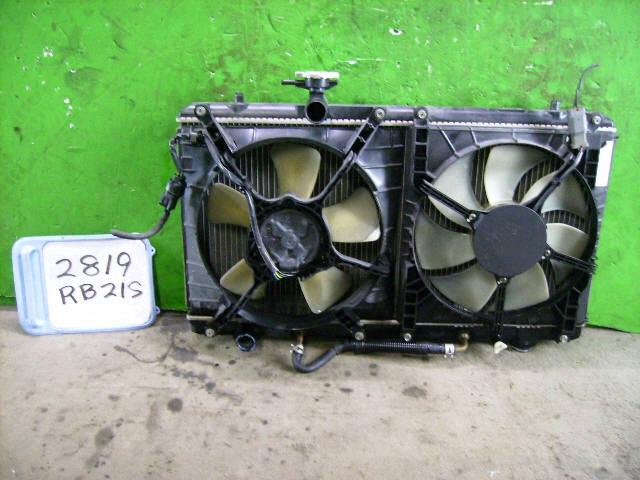 Радиатор ДВС SUZUKI AERIO WAGON RB21S M15A. Фото 3