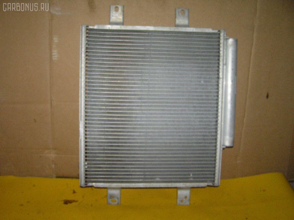 Радиатор кондиционера TOYOTA PASSO KGC10 1KR-FE. Фото 1