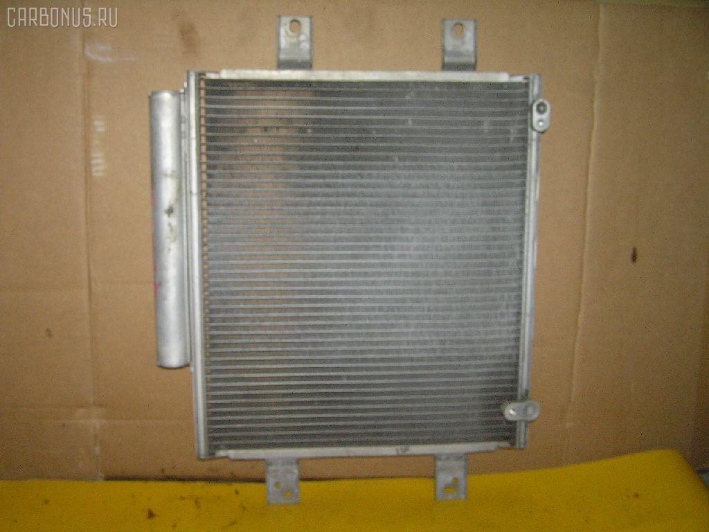 Радиатор кондиционера TOYOTA PASSO KGC10 1KR-FE. Фото 2