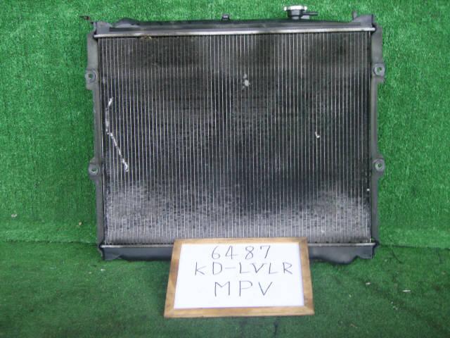 Радиатор ДВС MAZDA MPV LVLR WLT. Фото 3