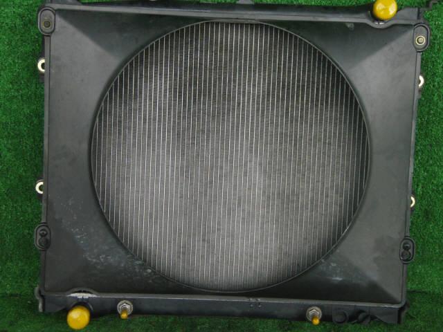 Радиатор ДВС MAZDA MPV LVLR WLT. Фото 1