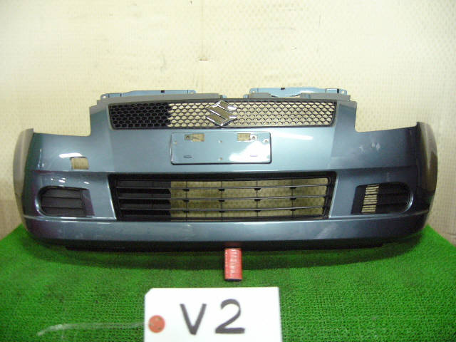Бампер SUZUKI SWIFT ZC11S. Фото 6