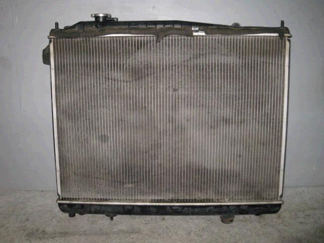 Радиатор ДВС NISSAN ELGRAND ALWE50 VG33E. Фото 3