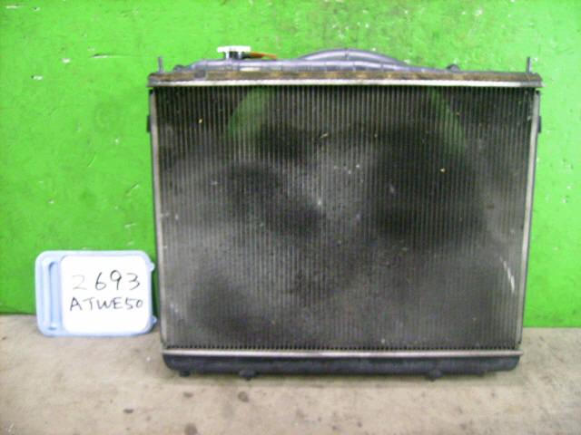 Радиатор ДВС NISSAN ELGRAND ATWE50 ZD30DDTi. Фото 4