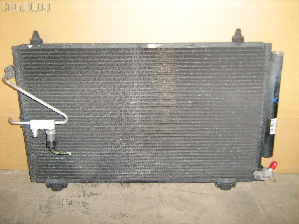 Радиатор кондиционера TOYOTA COROLLA SPACIO NZE121N 1NZFE. Фото 7