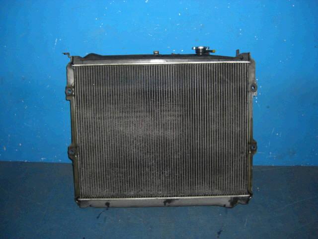 Радиатор ДВС MAZDA MPV LVLR WLT. Фото 4