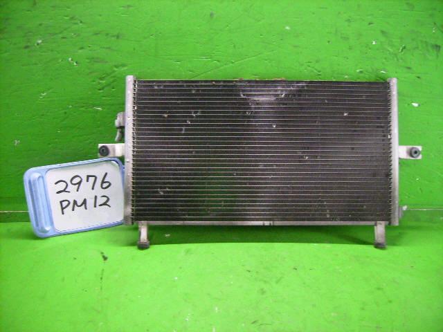 Радиатор кондиционера NISSAN LIBERTY PM12 SR20DE. Фото 3