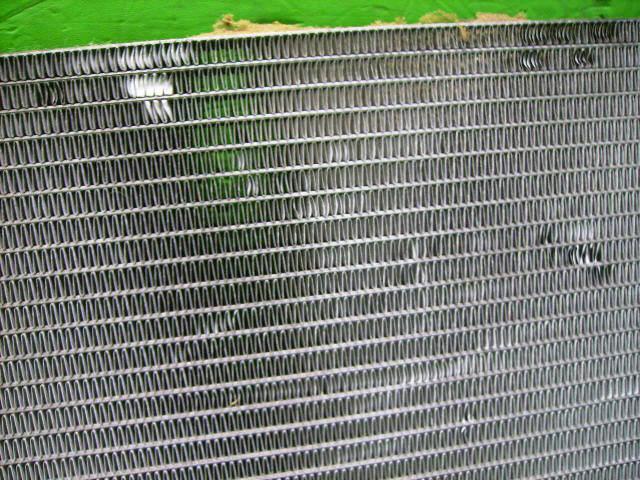 Радиатор кондиционера NISSAN LIBERTY PM12 SR20DE. Фото 1