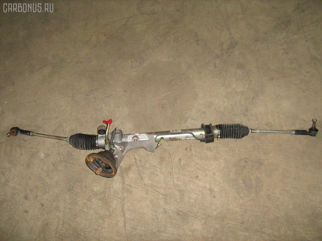 Рулевая рейка TOYOTA IST NCP61 1NZ-FE. Фото 5