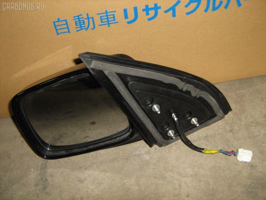 Зеркало двери боковой NISSAN X-TRAIL NT30. Фото 7