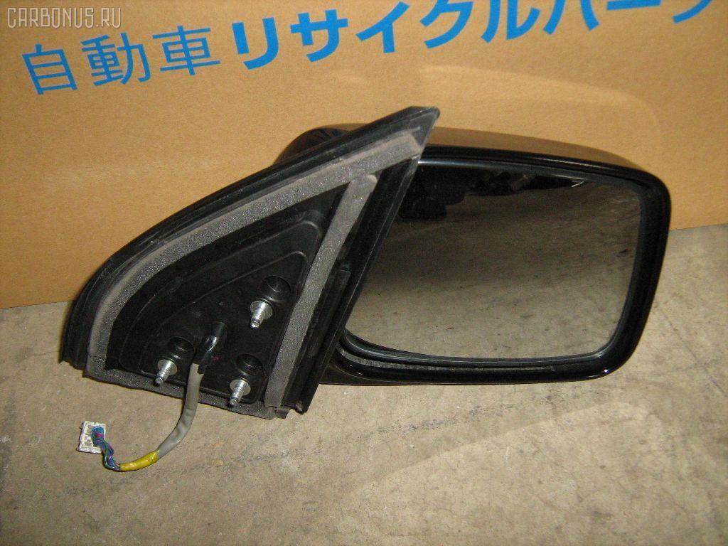 Зеркало двери боковой NISSAN X-TRAIL NT30. Фото 5