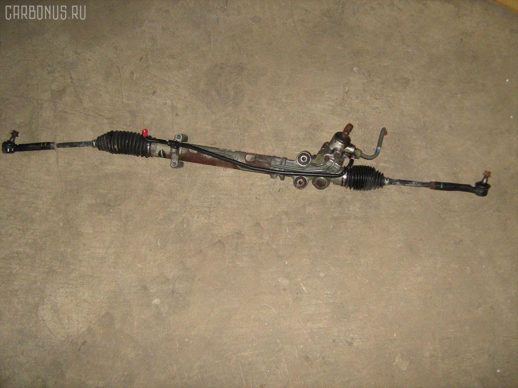 Рулевая рейка TOYOTA MARK II JZX110 1JZ-FSE. Фото 5