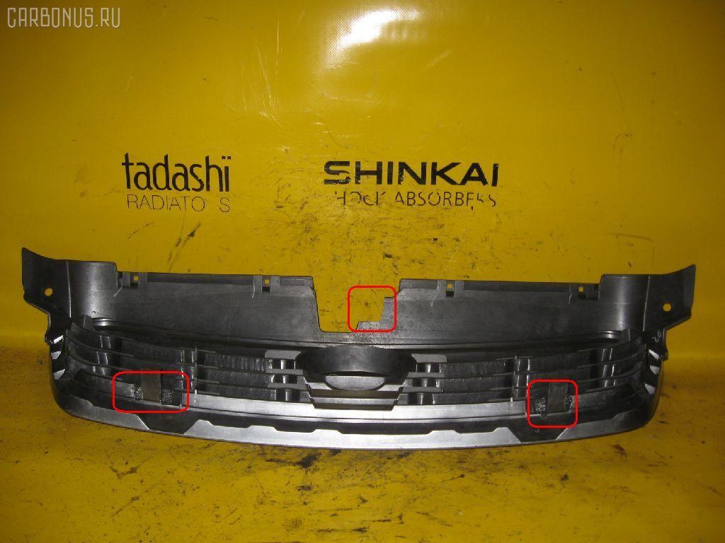 Решетка радиатора SUBARU OUTBACK BP9. Фото 1