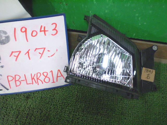 Фара ISUZU ELF NKR81 Фото 3