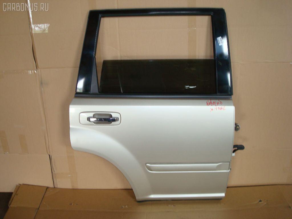 Дверь боковая NISSAN X-TRAIL NT30. Фото 3