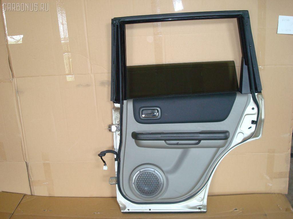 Дверь боковая NISSAN X-TRAIL NT30. Фото 4