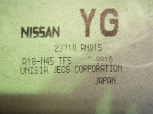 Блок EFI NISSAN MARCH K11 CG10DE. Фото 1
