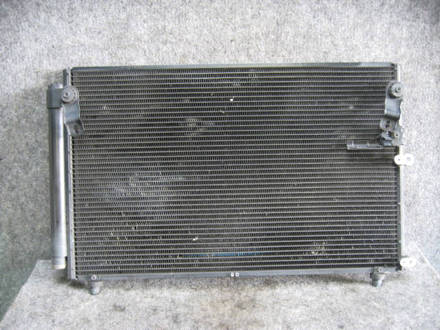 Радиатор кондиционера TOYOTA MARK II JZX110 1JZFSE. Фото 1