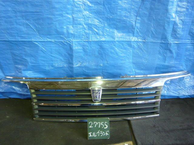 Решетка радиатора NISSAN ELGRAND ALE50. Фото 6
