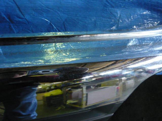 Решетка радиатора NISSAN ELGRAND ALE50. Фото 5