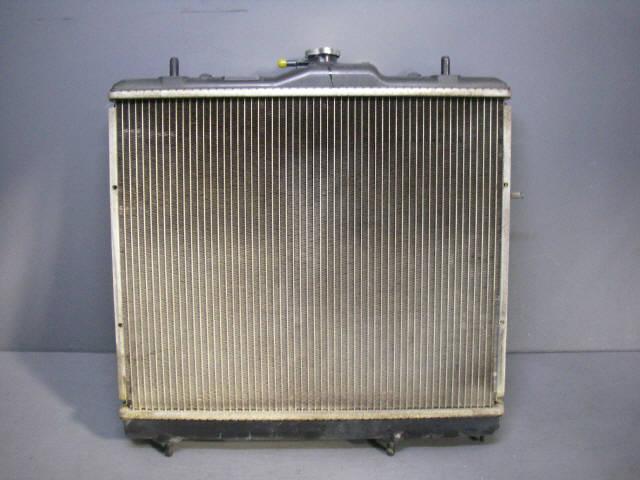 Радиатор ДВС MITSUBISHI PAJERO MINI H58A 4A30. Фото 3