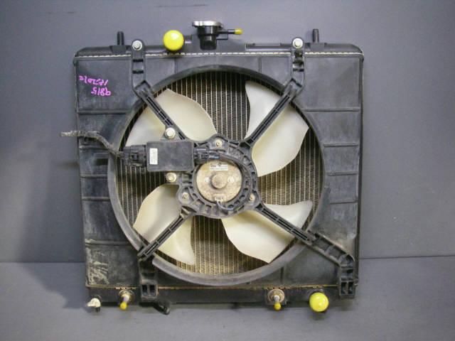 Радиатор ДВС MITSUBISHI PAJERO MINI H58A 4A30. Фото 2