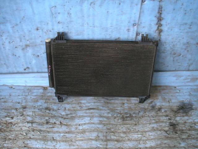 Радиатор кондиционера TOYOTA VITZ SCP90 2SZ-FE. Фото 1