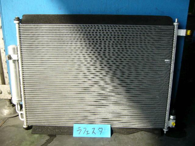 Радиатор кондиционера NISSAN LAFESTA B30 MR20DE. Фото 1