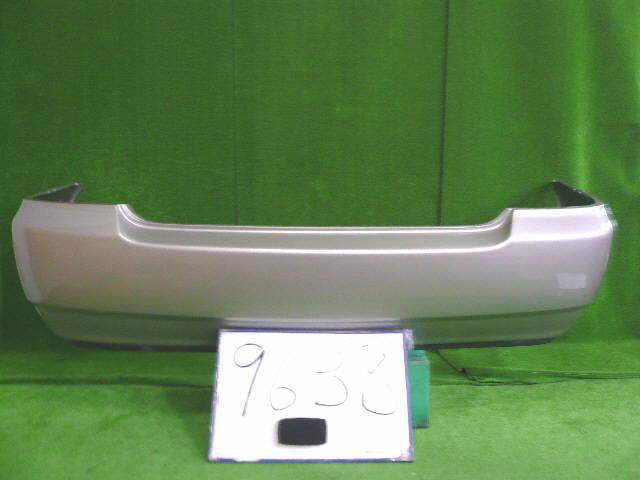 Бампер TOYOTA COROLLA NZE120. Фото 3