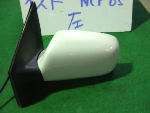 Зеркало двери боковой TOYOTA IST NCP65. Фото 7