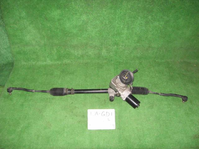 Рулевая рейка HONDA FIT GD1 L13A. Фото 4