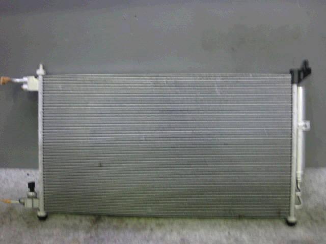 Радиатор кондиционера NISSAN MARCH AK12 CR12DE. Фото 1