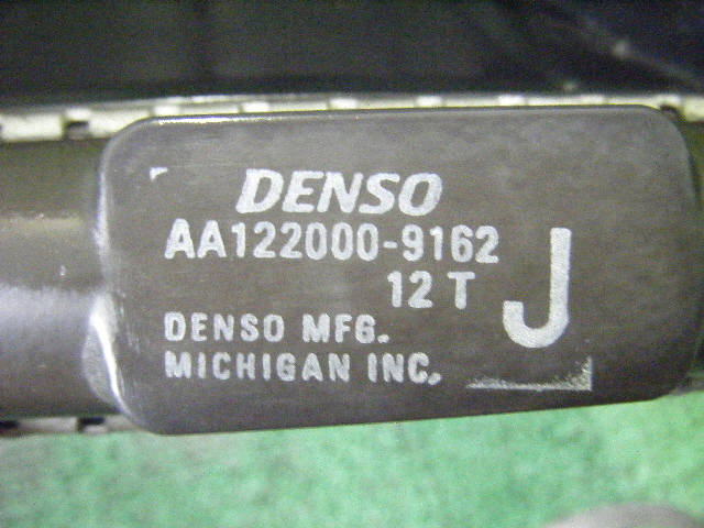 Радиатор ДВС HONDA SABER UA4 J25A. Фото 1