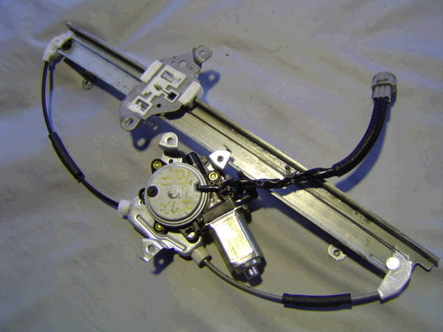 Стеклоподъемный механизм NISSAN X-TRAIL NT30. Фото 3