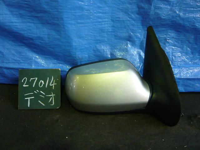 Зеркало двери боковой MAZDA DEMIO DY3R. Фото 5