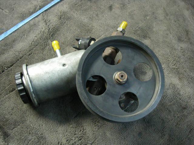 Гидроусилитель TOYOTA MARK II JZX90 1JZGE. Фото 2