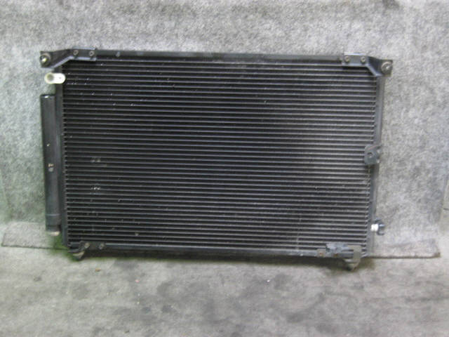 Радиатор кондиционера TOYOTA NADIA SXN10 3S-FE. Фото 4